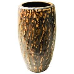 Rubus Vase by Gunnar Nylund 1960`s Rörstrand, Sweden