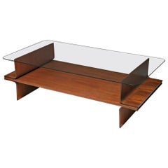 Plywood Coffee Table by Cassina