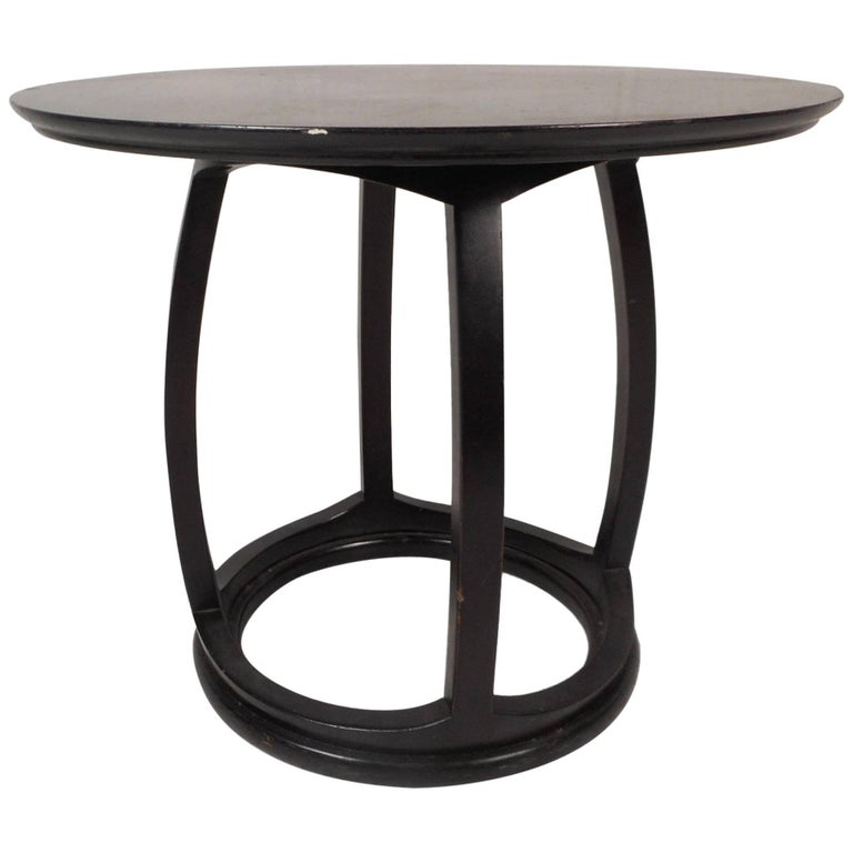 Mid-Century Modern End Table by John Stuart
