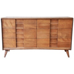 Heywood Wakefield Six-Drawer Dresser in Wheat, 1951