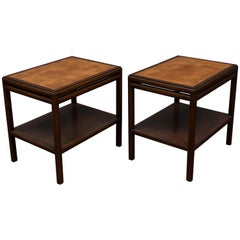 Johann Tapp End Tables for Gump's