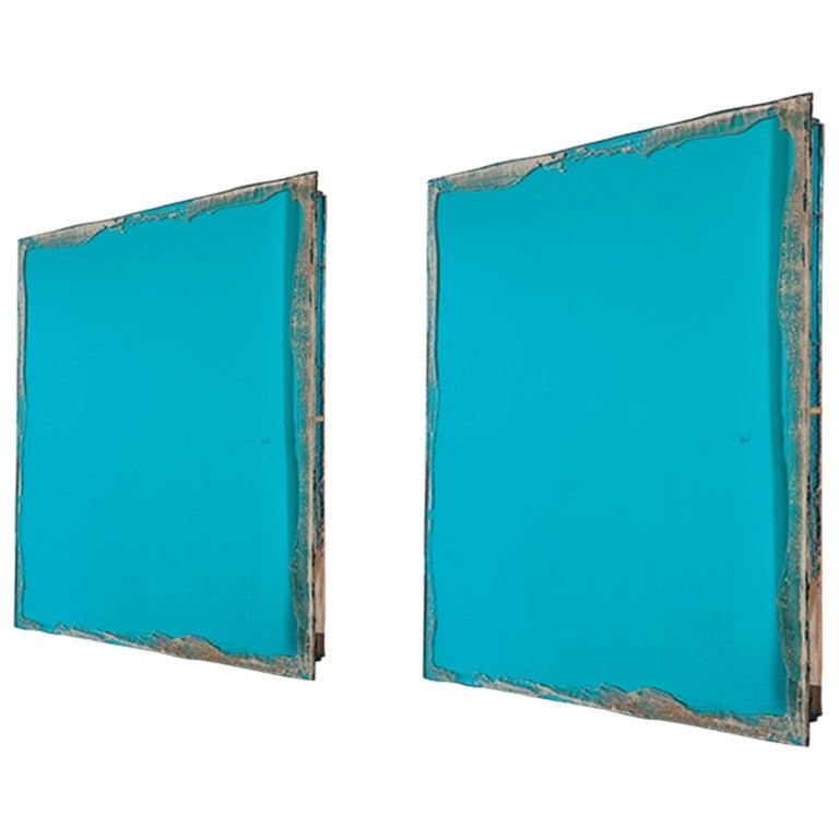 Sabrina Landini Shiny mirror, new