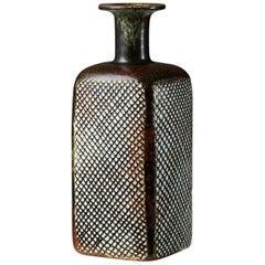 Vase by Stig Lindberg for Gustavsberg, Sweden, 1960s