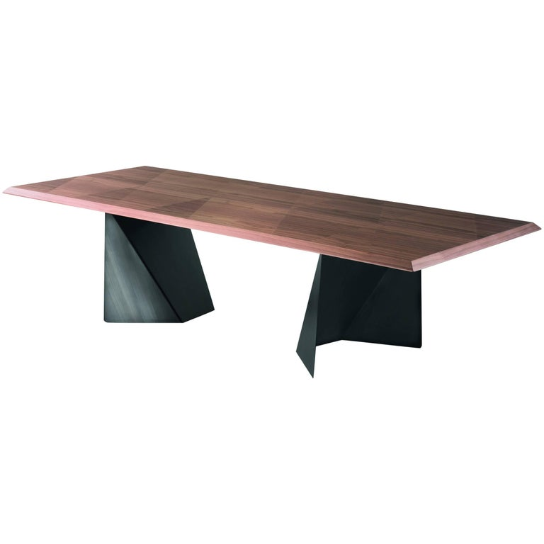 """Araes"" Futurism Inspired Table Designed by Alessandro ..."