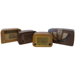 Charles and Ray Eames Radio Collection