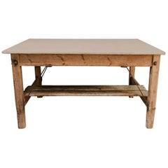 19th Century Preparation Table