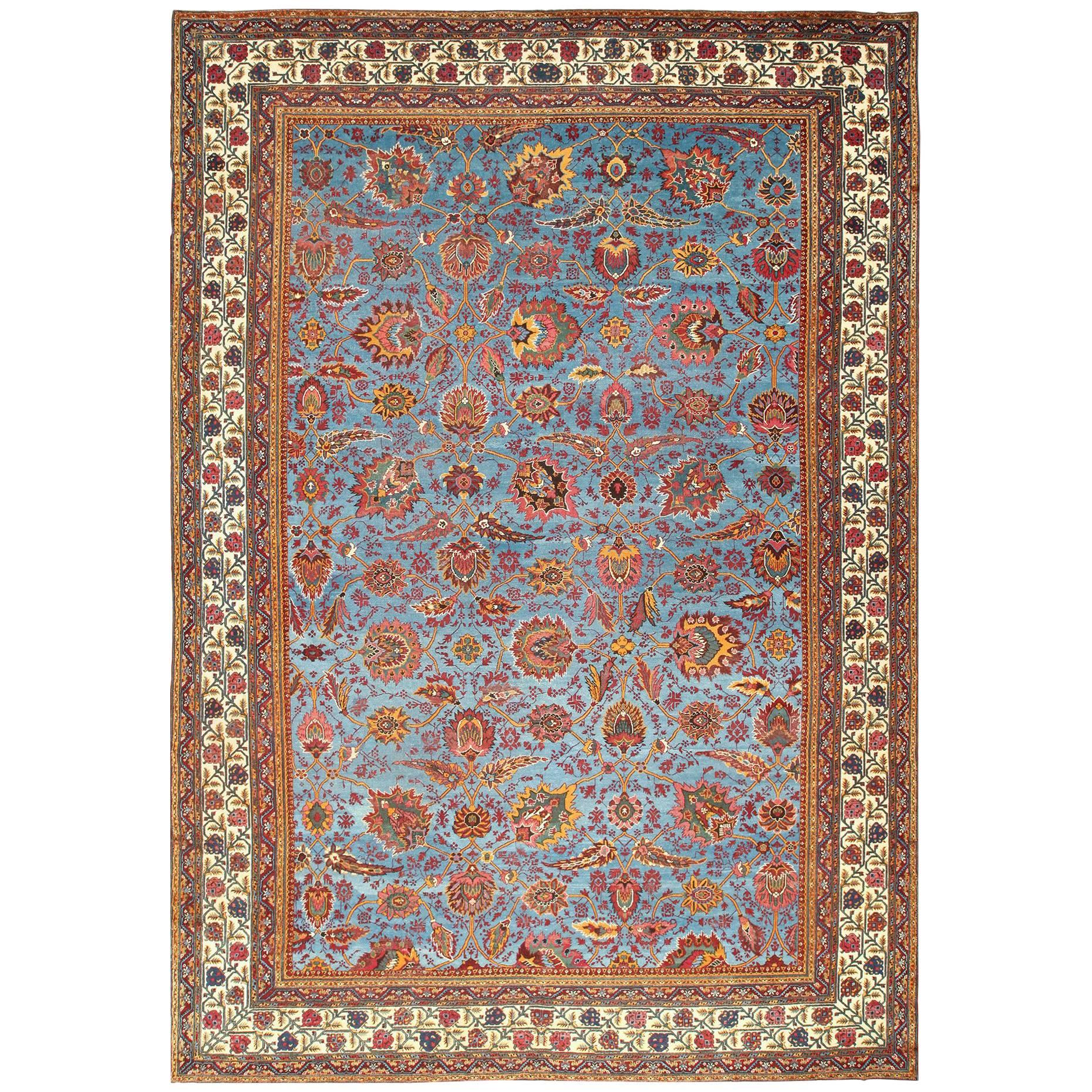 Antique and Modern Indian Rugs and Carpets 1928 For Sale at 1stdibs