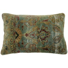 Indian Agra Rug Pillow