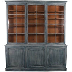 19th Century English Library Bookcase