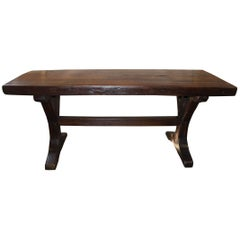 Beautiful Early 19th Century French Monastery Table