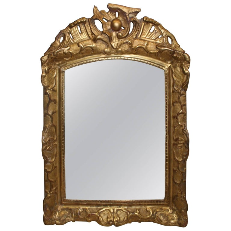 French Period Regence Mirror