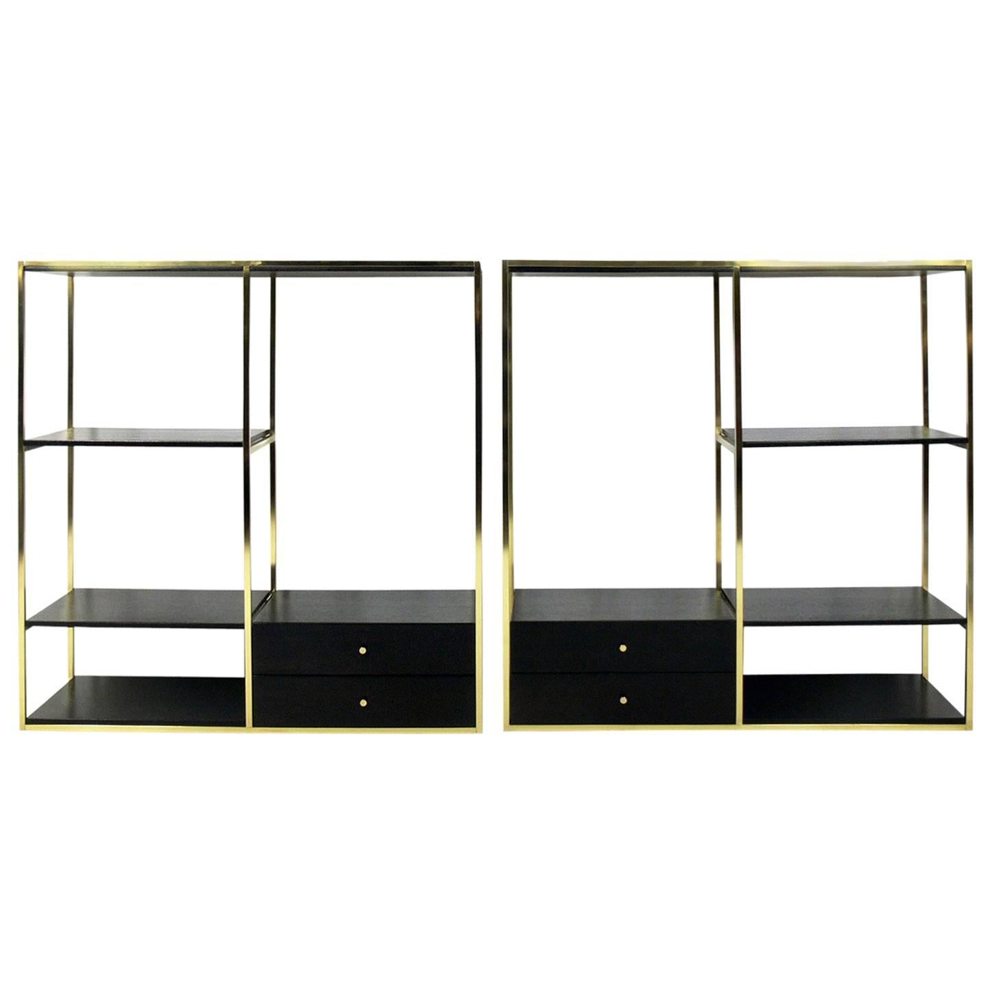 paul mccobb vitrine shelves 1