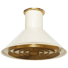 Ceiling Light by Paavo Tynell