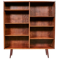 Danish Rosewood Bookcase by Poul Hundevad, 1960s