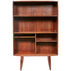 Danish Rosewood Small Bookcase, 1960s