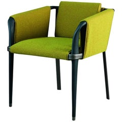 """Bon Ton"" Armchair Designed by Baldessari & Baldessari for Adele-C"