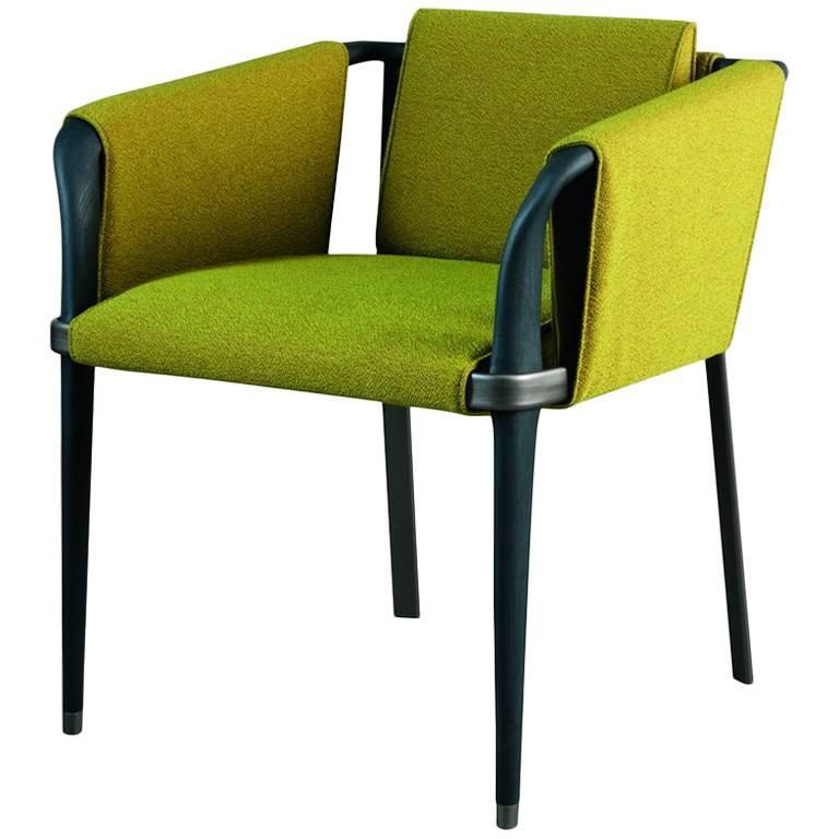 """Bon Ton"" Armchair Designed by Baldessari & Baldessari for Adele-C"