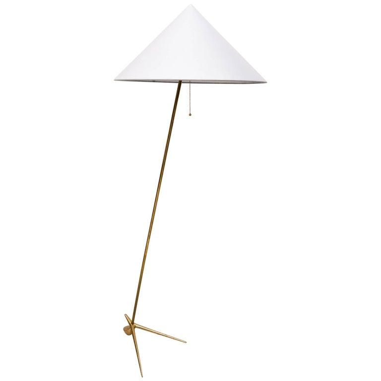 Charming golf floor lamp designed rupert nikoll vienna 1950 for charming golf floor lamp designed rupert nikoll vienna 1950 for sale aloadofball Choice Image