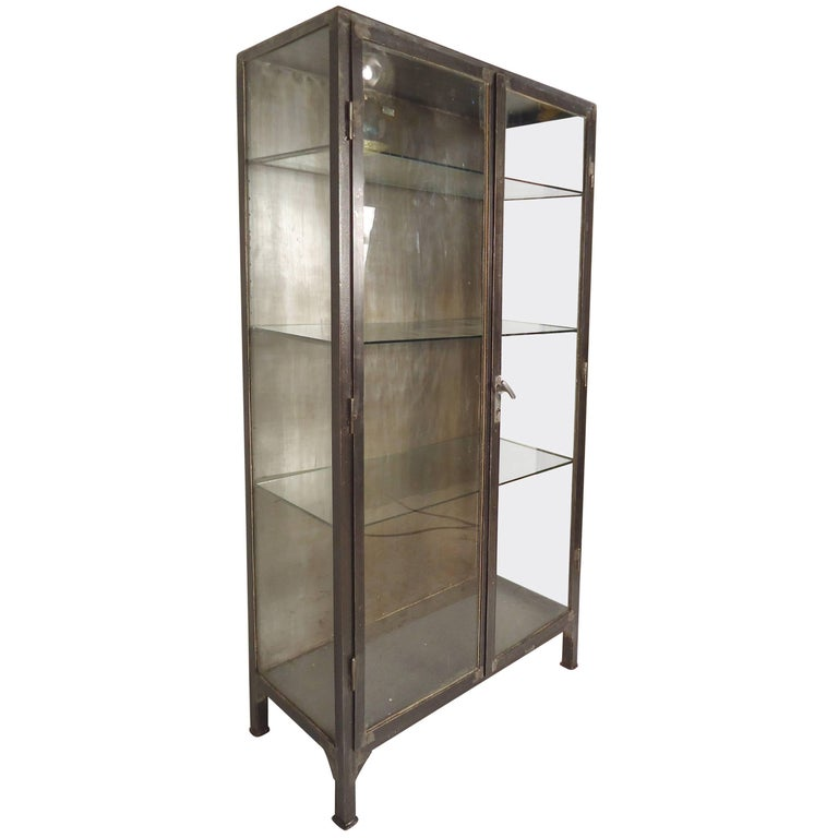 metal cabinets for sale large metal display cabinet at 1stdibs 23233
