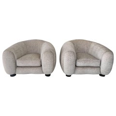 Pair of Polar Chairs