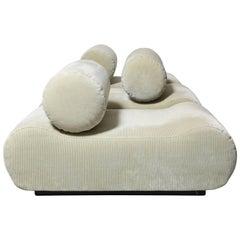 """Organic Sculptural """"Corbi"""" Modular Seating System Designed by Klaus Uredat, 1972"""