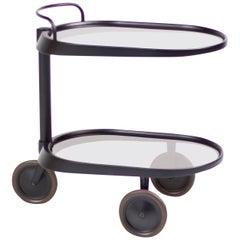 Modern Trolley Designed by Enzo Mari for Alessi