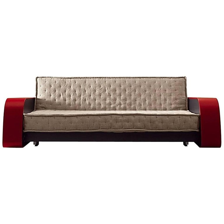 """Didimo"" Transformable Sofa-Bed Furniture Designed by Arc En Ciel for Adele-C"
