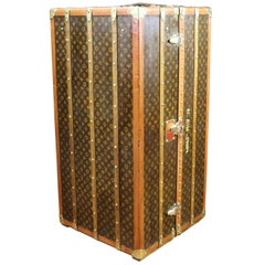 1930s Louis Vuitton Monogram Wardrobe