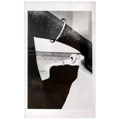 Rare Massive Format Vintage Photograph by Ralph Gibson