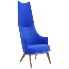 Adrian Pearsall High Back Chair, circa 1960-1969