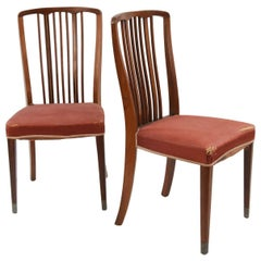 Set of 12 Georg Kofoed Danish Rosewood Dining Chairs