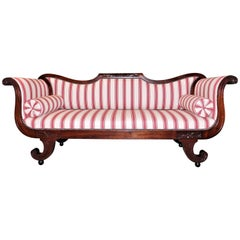 Classical Sofa, Mid-Atlantic, circa 1810