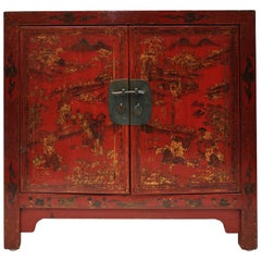 Chinese Two-Door Chest