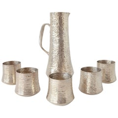 Tapio Wirkkala Silver Punch Set