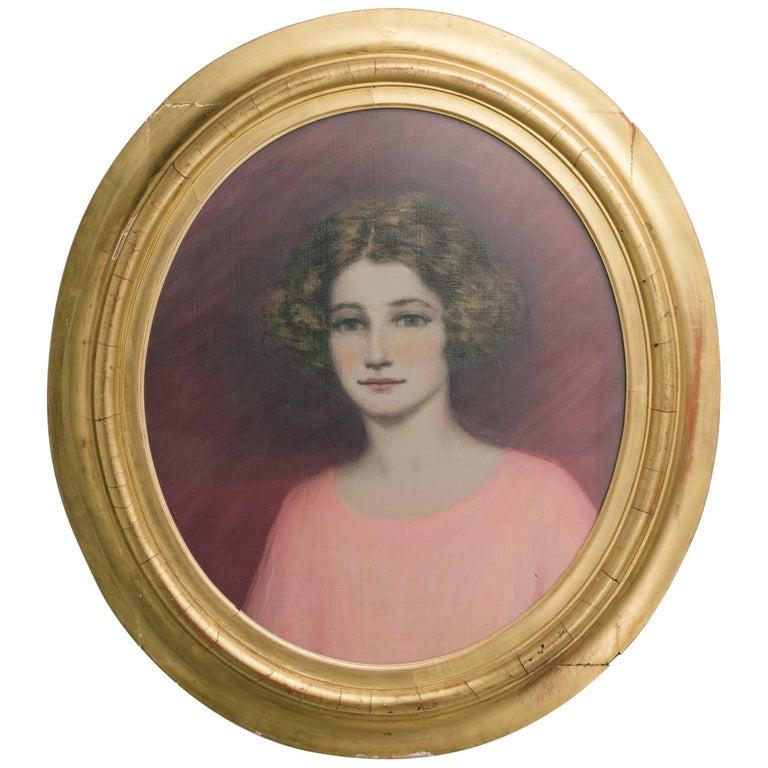 1910 Portrait of Lady
