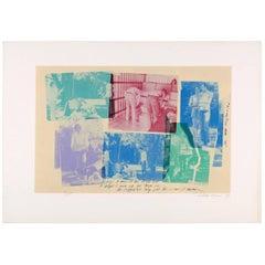 Carolee Schneemann Kinetic Feminist Artwork, Original 1979, the Men Cooperated