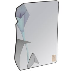 Asymmetric Wall Mirror with several different layers created by David Marshall