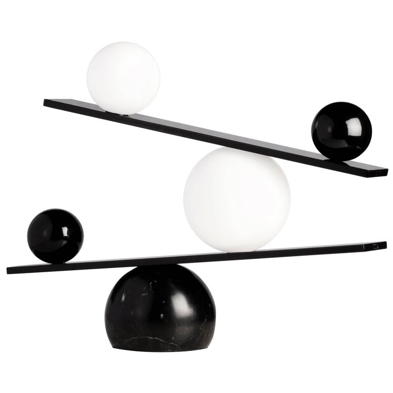 Balance Table Lamp by Victor Castanera for Oblure For Sale