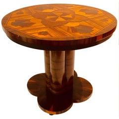 Australian Art Deco Side Table, 1930s