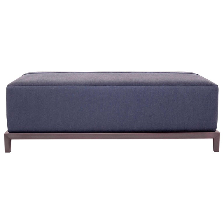 "Contemporary ""Chelsea"" Bench For Sale"