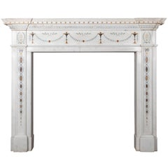Bossi Marble Fireplace