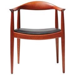 "Hans Wegner JH-503 ""The Chair"", circa 1949"