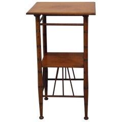Godwin Style Walnut Coffee Table