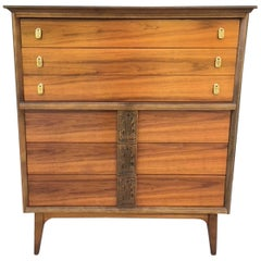 Highboy Dresser by Bassett