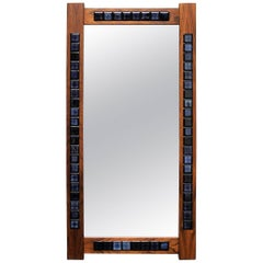 Danish Tiled Wall Mirror