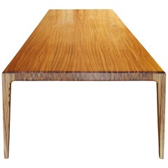 Paere Dansk PD60 Dining Table of Solid Zebrano