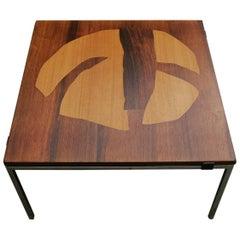 Alain Richard Rare 1950 Coffee Table