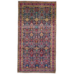 Vintage Persian Malayer Rug