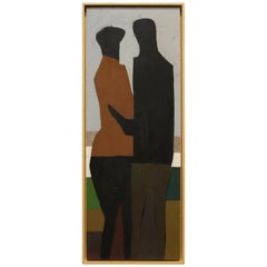 """""""The Couple"""" by Walter Peregoy"""