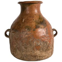 Ancient Vessel with Dual Handles, Bronze Age